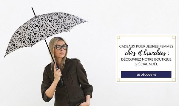 parapluie haut de gamme femme