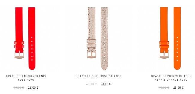 les partisanes bracelet