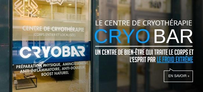 centre de cryothérapie paris 11